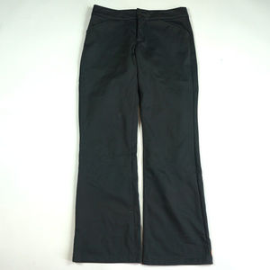 Lucy Insulated Size 6 Drawstring Charcoal Pants